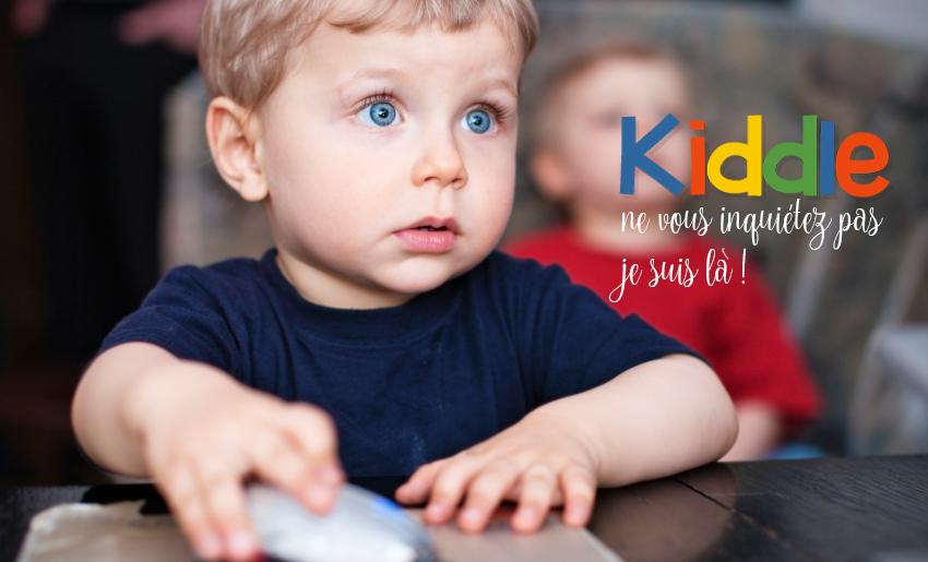 KIDDLE le nouveau moteur de recherche pour enfants