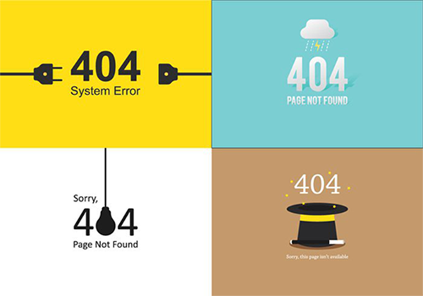 "Page ""404 Not Found"""