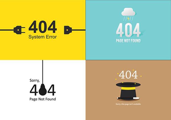Les erreurs 404 pourquoi et comment les corriger