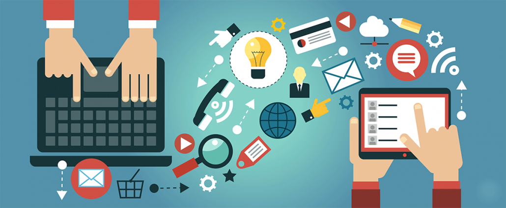 Différents formats du contenu marketing