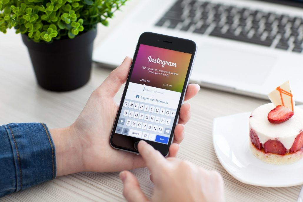 Les profils business officiellement sur Instagram