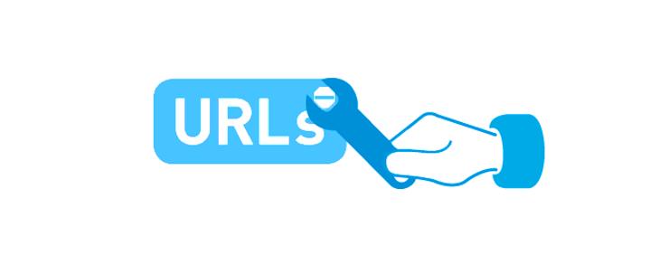 Infographie Le Guide des URL Google friendl