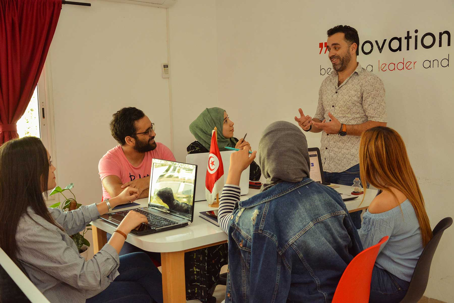 agence webmarketing Tunisie